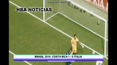 Con este resultado la selección de Inglaterra quedó eliminada del Mundial; Italia clasificará a la siguiente fase con un empate ante Uruguay.  Costa Rica derrotó a Italia por 1 a 0 y se clasificó a los octavos de final del Mundial Brasil 2014. La victoria de los centroamericanos dejó sin chances de seguir en el torneo al seleccionado de Inglaterra.  El volante Bryan Ruiz marcó el único tanto del partido a los 43 minutos del primer ...