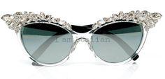 Dsquared Limited Edition Swarovski Crystals Sunglasses