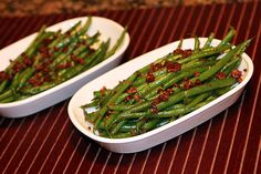 Bacon Jammin' Green Beans
