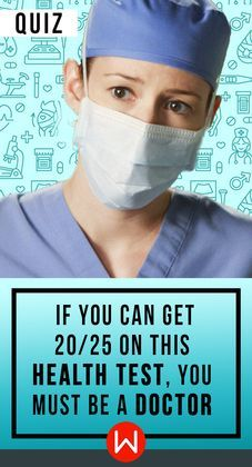 Are you the Dr. Oz of the group? Test your Medical Knowledge. Lexie Grey wishes you good luck!
