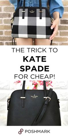 abd9052df0c488 Find authentic Kate Spade bags up to 70% off! Download the Poshmark app to