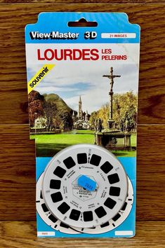 View Master Lourdes Le Sanctuaire Souvenir New Sealed Vintage 1982 21 images View Master, Lourdes, Seal, Images, Vintage, 3d, Souvenir, Harbor Seal, Seals