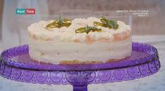 Mousse Cake cocktail orientale