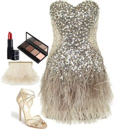 """Show Me How You Burlesque"" by eclare887 on Polyvore"