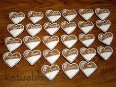 Cupcakes, Boho, Cards, Wedding, Place Cards, Mariage, Cupcake, Cup Cakes, Weddings