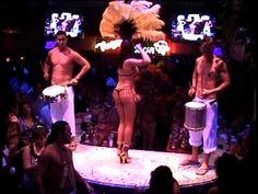 Samba Show at Mangos Tropical Cafe South Beach