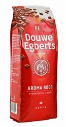 Douwe Egberts Aroma Rood Whole Beans. Most favorite coffee ever!