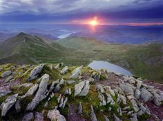 HE LAKE DISTRICT DRAMA, BEAUTY AND MYSTERY