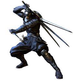 Ninja Blade by Ken Ogawa