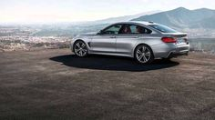 BMW 4 Series Gran Coupe - Exterior and Interior