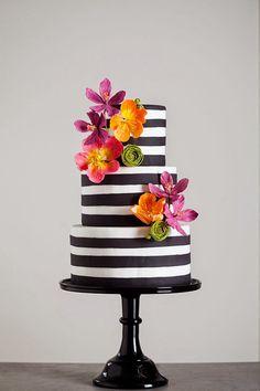 Alternativas de pasteles de boda | 10 ricas opciones de tortas de novias
