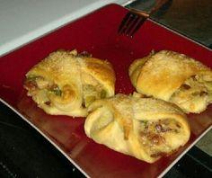 Chicken & Bacon Croissant Wrap