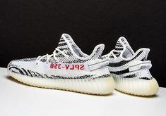 cf0a86969 Adidas Yeezy Boost 350 v2 Sesame + Zebra 2018 Release Info 2018