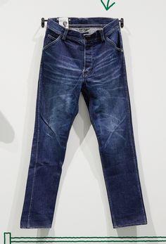 (element_steel_big_05_aiba_08) Skinny Jeans, Steel, Pants, Fashion, Trouser Pants, Moda, Fashion Styles, Women's Pants, Women Pants