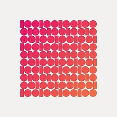 100 Days of Form and Color