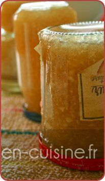 Recipe vanilla pear jam with agar-agar with Thermomix Healthy Eating Tips, Healthy Nutrition, Clean Eating, Agar Agar, Pear Jam, Compound Butter, Thermomix Desserts, Vegetable Drinks, Butter Recipe