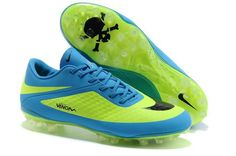 cool Buy Online New Nike Hypervenom Phelon AG Soccer Cleats Fluorescent
