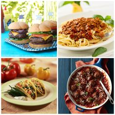 Try one of these easy recipes on a busy week night—there's something the whole family will love.