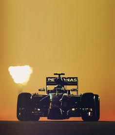 Mercedes AMG Petronas - Nico Rosberg Abu Dhabi Grand Prix