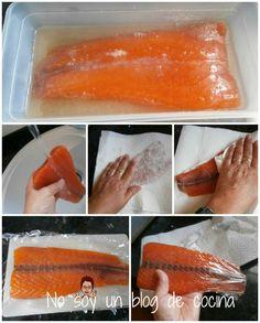 No soy un blog de cocina: SALMÓN AHUMADO CASERO https://www.pinterest.com/marisolbad/pescados-y-mariscos/