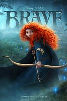 Brave by Disney Pixar