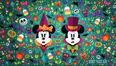Disney halloween iron on transfer light or dark fabrics 5 x 7 size. Disney World Halloween, Walt Disney World, Disney Parks Blog, Scary Halloween, Gothic Halloween, Halloween Festival, Halloween 2018, Halloween Halloween, Disney Love