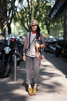 The Locals - Milan Fashion Week