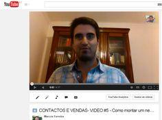 Novo vídeo no meu tumblr, sobre como GERAR CONTACTOS E FAZER VENDAS...   http://marcosfleiria.tumblr.com/post/98768405797/gerar-contactos-e- fazer-vendas-video-5-como-montar