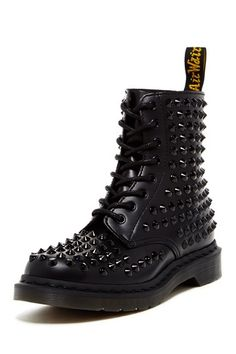 Dr. Martens Spike Lace-Up Boot