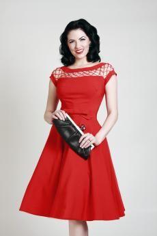 "Alika Circle Red  $140.00  ALIKA, meaning ""beautiful one,"" is the latest presentation form the Tatyana line of stylish dresses!"