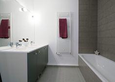 Salle de bain appartement T3 - Résidence UpGarden - Saint-Orens