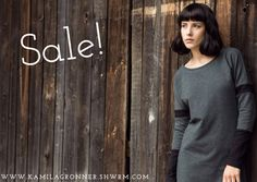FW 2014/15 collection #sale www.kamilagronner.shwrm.com  http://www.kamilagronner.com/
