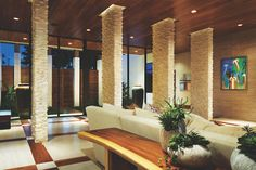 COOL INTERIOR COLUMN WRAPS - Google Search