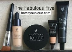 So thankful for these 5 products. Instant confidence boosters. Visit katesyounique.com to grab yourself a boost! 💜