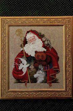 Gallery.ru / Фото #7 - 55 - elypetrova TIAG Santa of the Forest