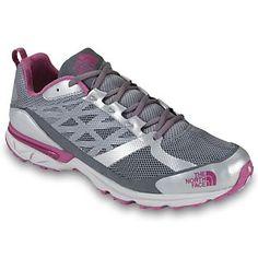 North Face Single-Track Hayasa. A hybrid trail running shoe.