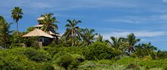 Necker Island - Richard Branson's Island Home