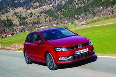 VW Polo: Weniger ist tatsächlich mehr - Im neuen VW Polo werkt ein kleinerer Motor, der auch im OÖN-Test sparsamer ist. Zum Auto-Test: http://www.nachrichten.at/anzeigen/motormarkt/auto_tests/VW-Polo-Weniger-ist-tatsaechlich-mehr;art113,1438281 (Bild: VW)