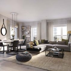 Keybridge – Darling Associates - Interiors for Britain's tallest residential brick tower.   http://www.darlingassociates.net/portfolios/keybridge/