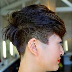 The Pixie Revolution: July 2012 Black Pixie Cut, Short Pixie, Buzz Haircut, Pixie Haircut, Burberry Prorsum, Trending Hairstyles, Up Hairstyles, Best Pixie Cuts, Angled Bobs