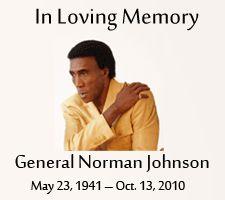 General Norman Johnson