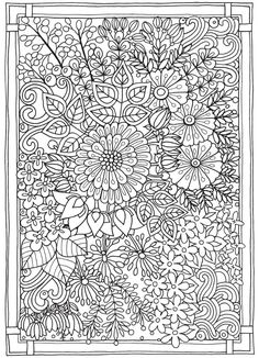 Welcome to Dover Publications Forest Coloring Pages, Giraffe Coloring Pages, Garden Coloring Pages, Flower Coloring Pages, Coloring Book Pages, Creative Haven Coloring Books, Dover Publications, Colorful Garden, Art Pages