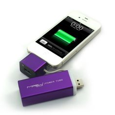 Charge your iPhone/iPad/iPod without any extra cable....