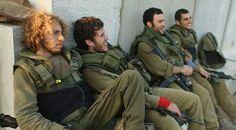 25/07/14 - 50 riservisti israeliani si rifiutano di partecipare all'attacco contro #Gaza, invitano altri a disertare [Reuters]