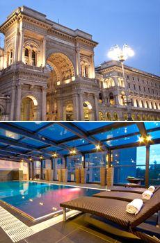 199 € -- 3 Tage im 4*-Hotel in Mailand mit Frühstück & Flug