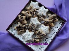 Fursecuri fragede bors. Deserts, Stuffed Mushrooms, Vegetables, Food, Stuff Mushrooms, Essen, Postres, Vegetable Recipes, Meals