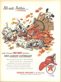 Texaco Fire Chief Gasoline Page LIFE September 13 1954