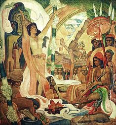 Paganism and Christianity, the unlikely friends within Philippines culture. We look at how Freemasonry, paganism and Christianity are lunked and the driving force behind the hidden but massive occult force within Philippines Philippine Mythology, Philippine Art, Filipino Art, Filipino Culture, Filipino Tribal, Witch Painting, Philippines Culture, Philippines Fashion, Black History Books