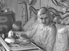 Breakfast with Jean Harlow