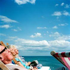 Sunbathing / Martin Parr, 1992